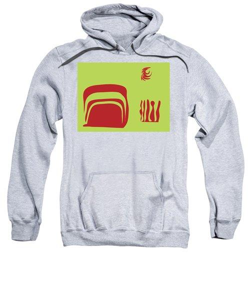 Fire Spirit Cave Sweatshirt