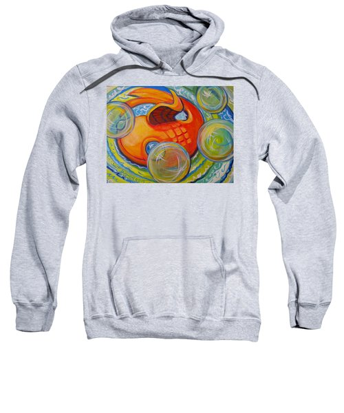 Fish Fun Sweatshirt