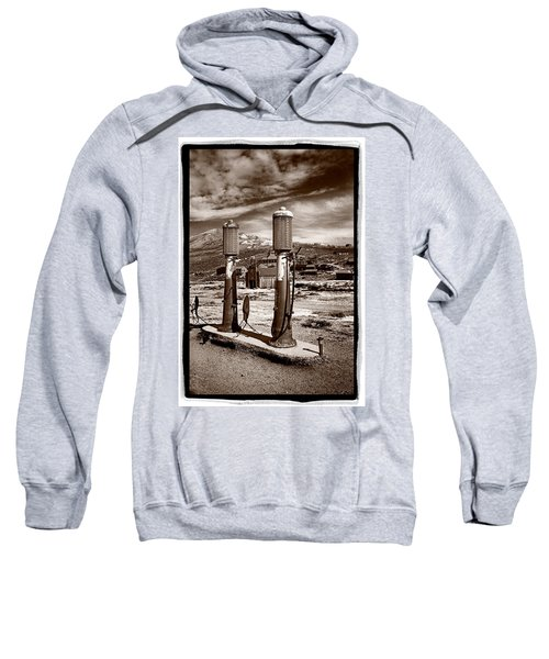 Fuel Pumps And Firehouse In Bodie Sweatshirt