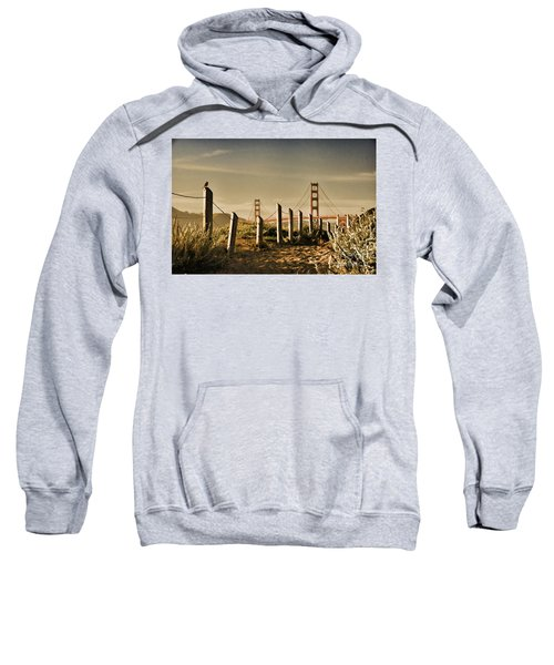 Golden Gate Bridge - 3 Sweatshirt
