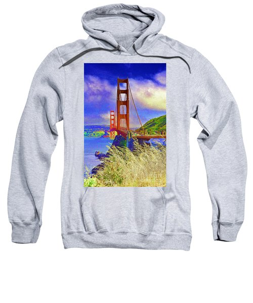 Golden Gate Bridge - 6 Sweatshirt
