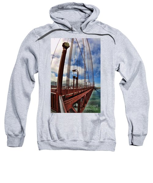 Golden Gate Bridge - 7 Sweatshirt