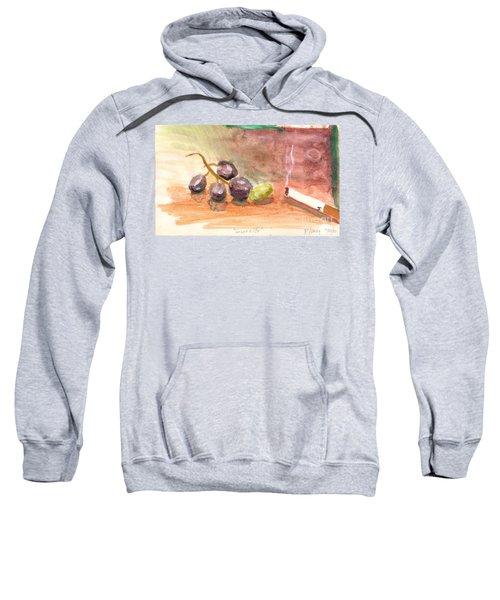 Grapeality Sweatshirt