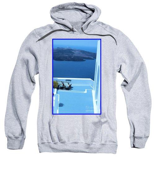 Greek Holiday Sweatshirt