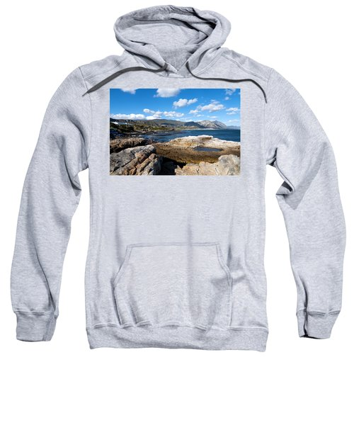 Hermanus Coastline Sweatshirt
