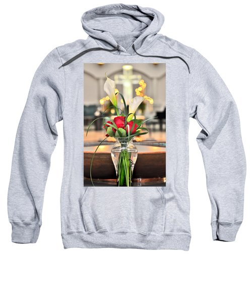 Holy Water Sweatshirt
