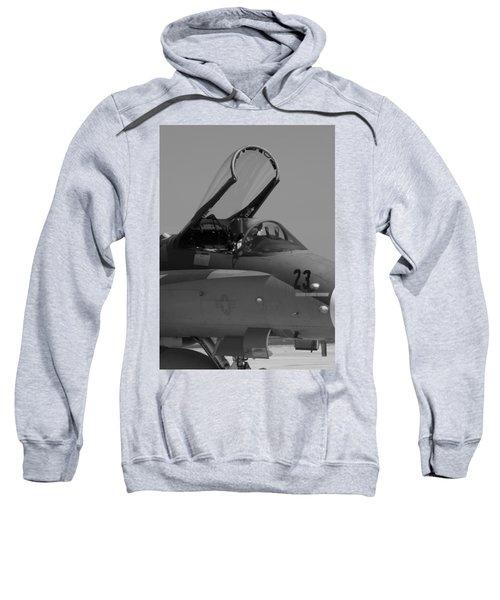 Hornet And Pilot Sweatshirt