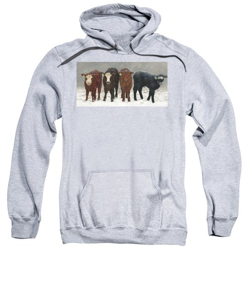 Inquisitive Calves Sweatshirt