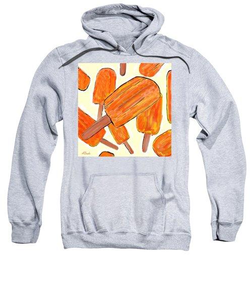Its Raining Dreamsicles Sweatshirt