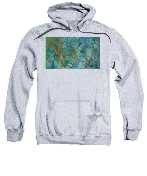 Jazz Improvisation One Sweatshirt