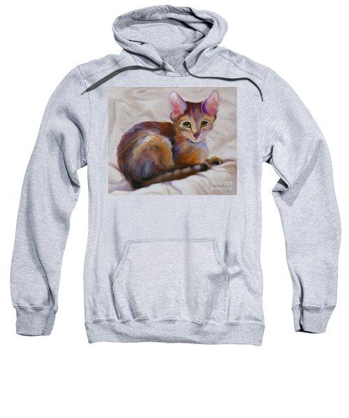 Kitten Princess Sweatshirt
