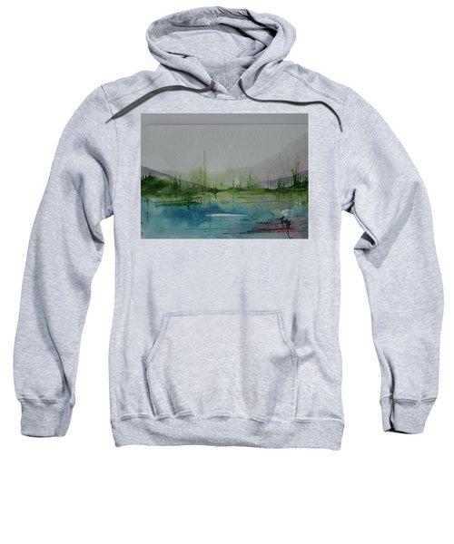 Lake Study 3 Sweatshirt