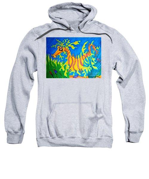 Leafy Sea Dragon Sweatshirt