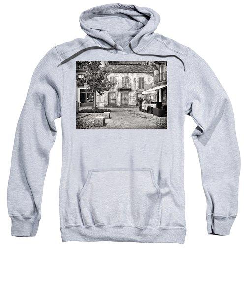 Little Italian Corner Sweatshirt by Silvia Ganora