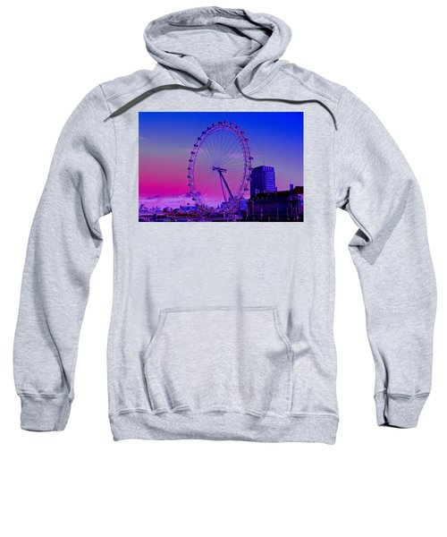 London Eye View Sweatshirt