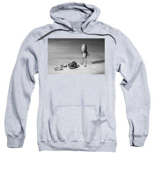 Lost Brains 02 Sweatshirt