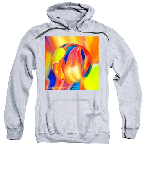 Magnolia Marble Sweatshirt by Anna Porter