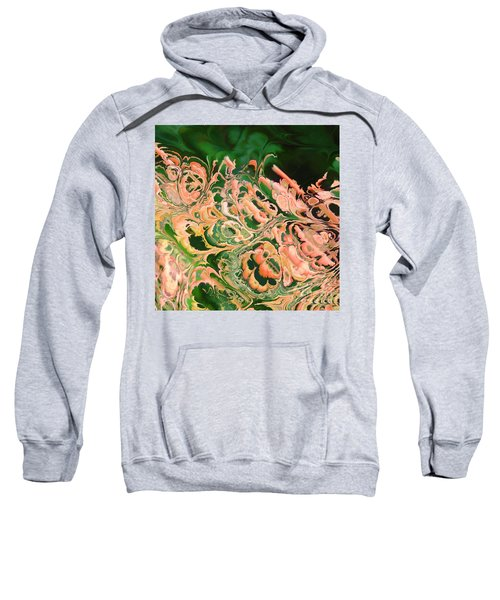 Marbled Sweatshirt