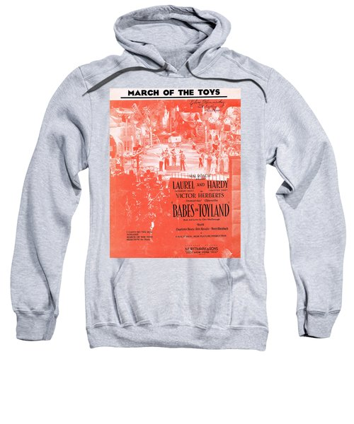 March Of The Toys Sweatshirt