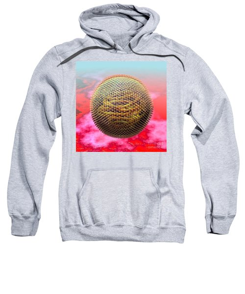 Measles Virus Sweatshirt