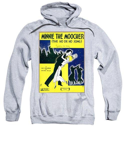 Minnie The Moocher Sweatshirt