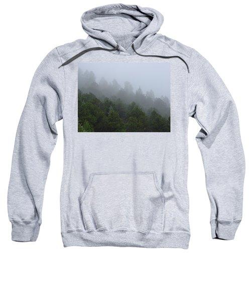 Misty Mountain Morning Sweatshirt