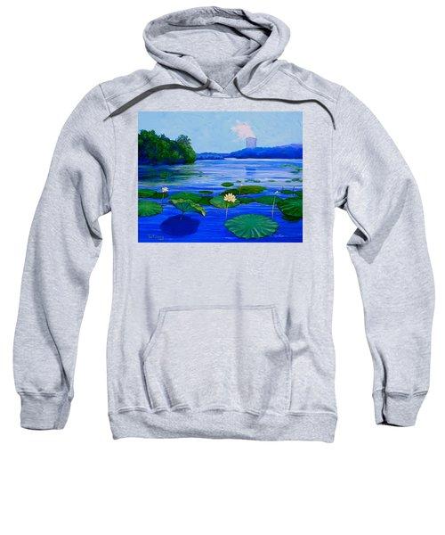 Modern Mississippi Landscape Sweatshirt