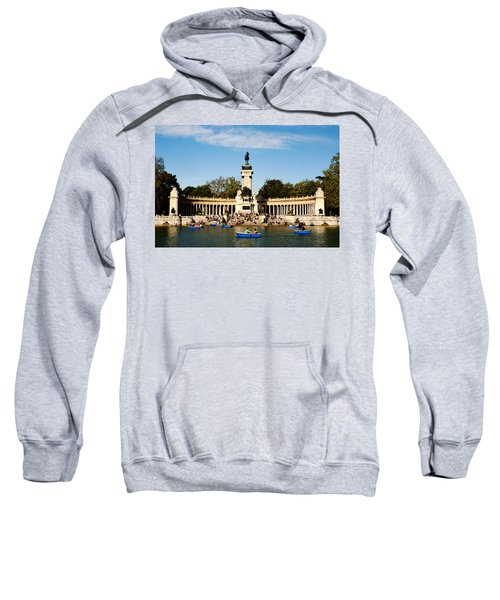 Monument To Alfonso Xii Sweatshirt
