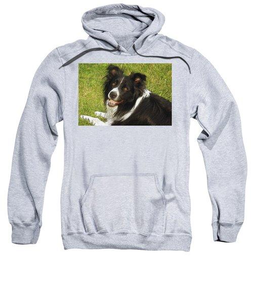 Moon On The Lawn Sweatshirt
