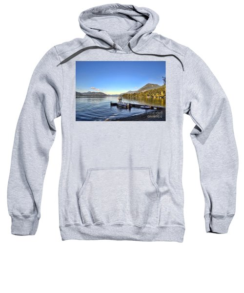 Mornings In British Columbia Sweatshirt