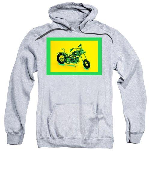 Motorbike 1b Sweatshirt
