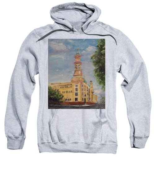 Murat Shrine Temple Sweatshirt