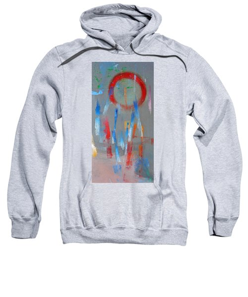 Native American Abstract Sweatshirt