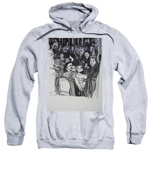 New Year's Eve 1950's Sweatshirt