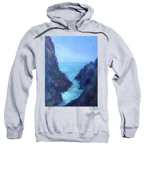 Ocean Chasm Sweatshirt