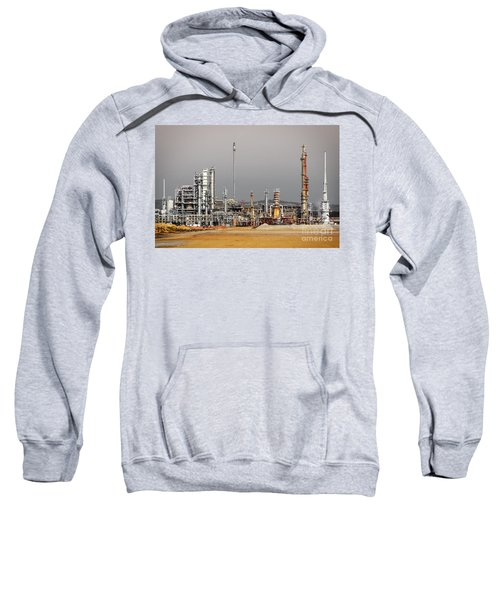 Oil Refinery Sweatshirt