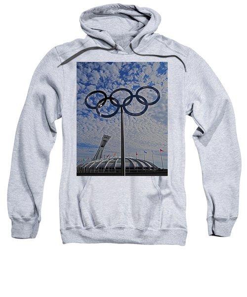 Olympic Stadium Montreal Sweatshirt