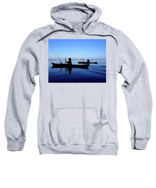 On The Deep Blue Sea Sweatshirt