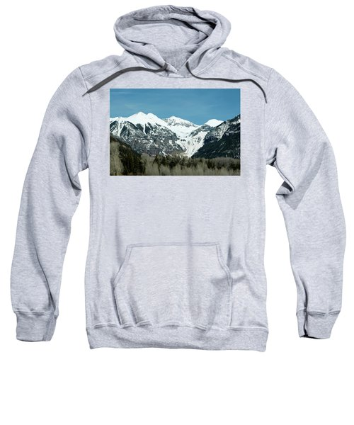 On The Road To Telluride Sweatshirt