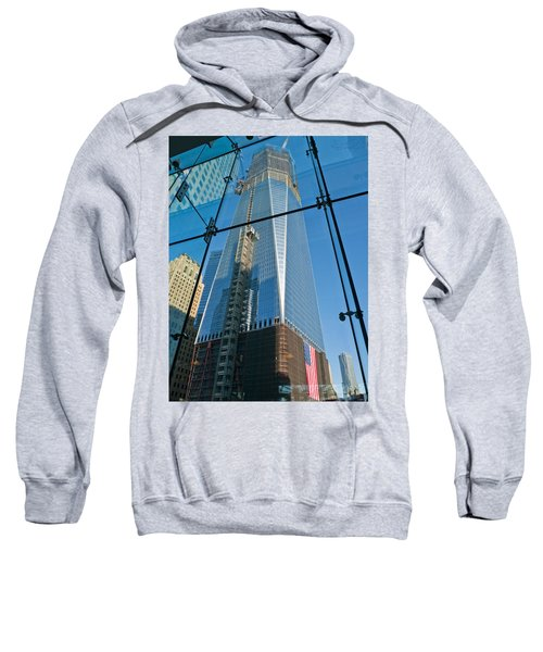 One Wtc Rising Sweatshirt