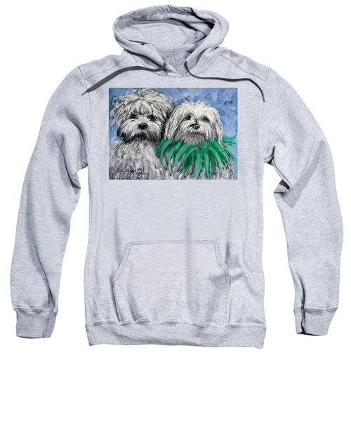 Parade Pups Sweatshirt