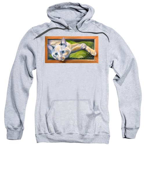 Picture Purrfect Sweatshirt
