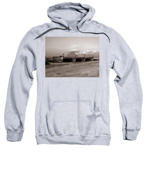 Old Port Of Trapani Sweatshirt
