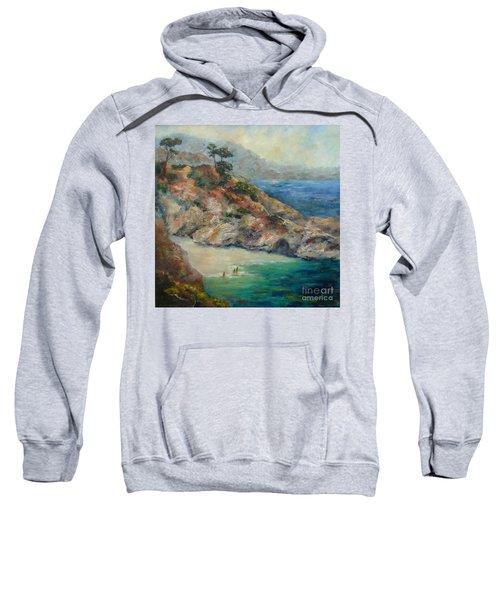 Pt Lobos View Sweatshirt