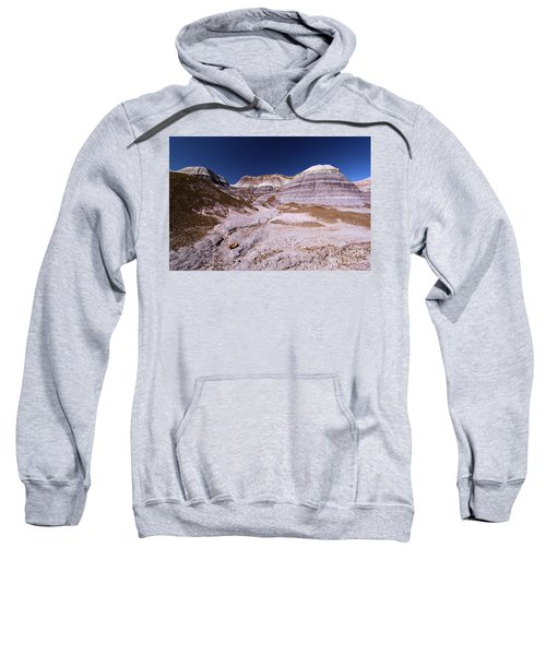 Purple Landscape Sweatshirt