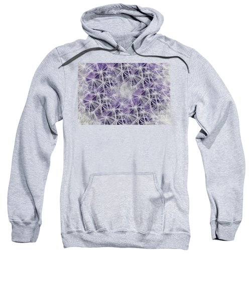 Purple Wishes Sweatshirt