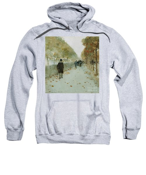 Quai Du Louvre Sweatshirt