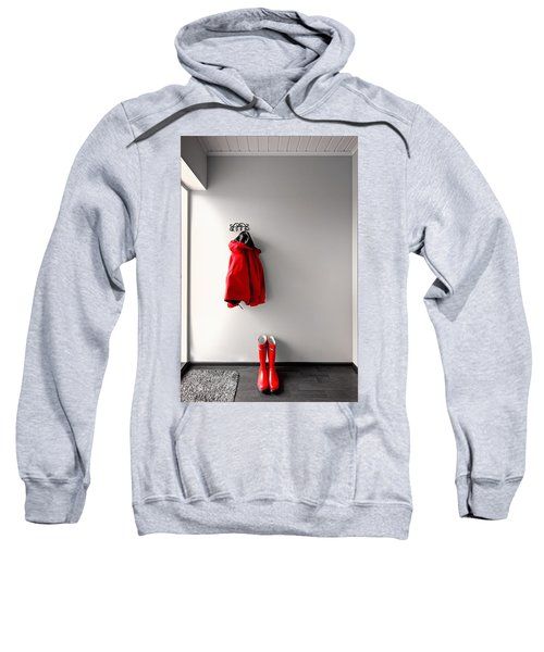 Ready For Rain Sweatshirt