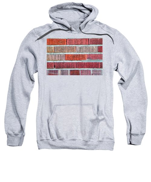Red Brick Wall Sweatshirt