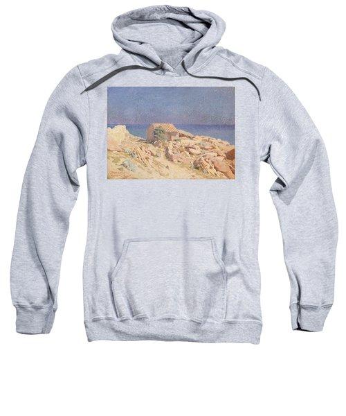 Roussillon Landscape Sweatshirt